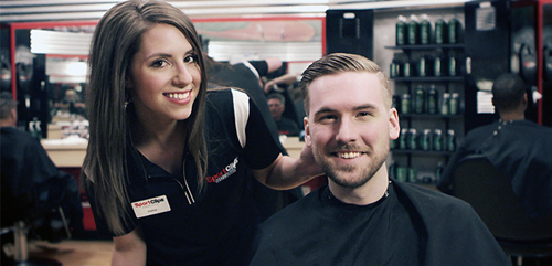 Sport Clips Haircuts of Chesapeake- Towne Place at Greenbrier Haircuts