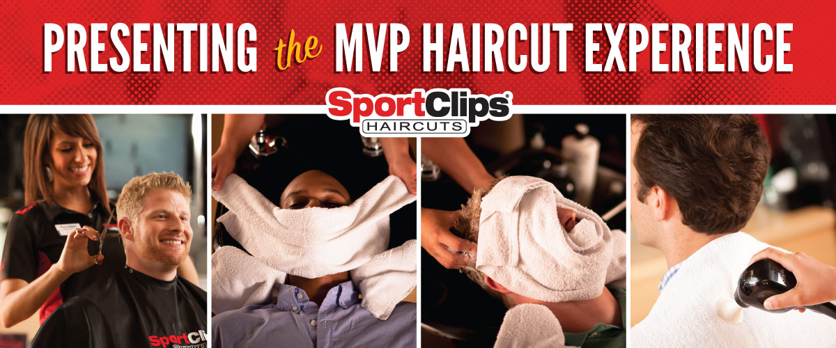 The Sport Clips Haircuts of Chesapeake- Towne Place at Greenbrier MVP Haircut Experience